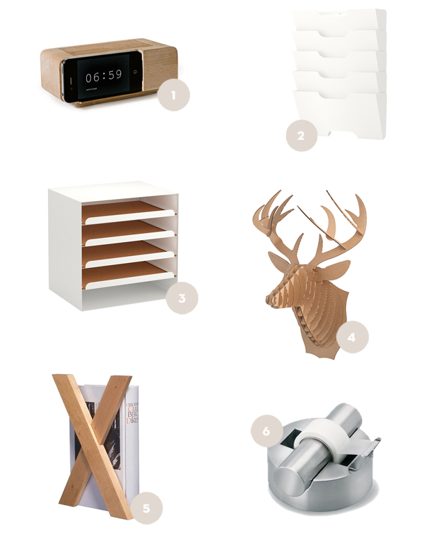My Modern Office Products Wish List